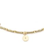 Les druzzy ND-G Hematite necklace