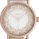 Timepieces horloge C10146 wit/mat rose