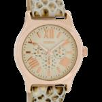 Timepieces horloge C6713 zand/snake