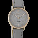 Vintage horloge C8831 grijs