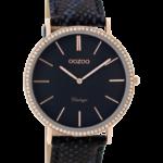 Timepieces horloge C8889 donkerblauw