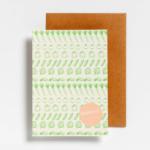 Postkaart Groenten uit...