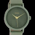 Timepieces horloge C10392 jungle groen
