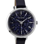 Timepieces horloge C9220 donkerblauw