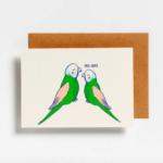 Postkaart Veel liefs